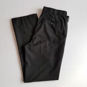 Perry Ellis Portfolio Dress Pants Black Size 34/34